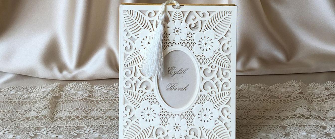 En Popüler Düğün Davetiyesi Baskı Yöntemleri