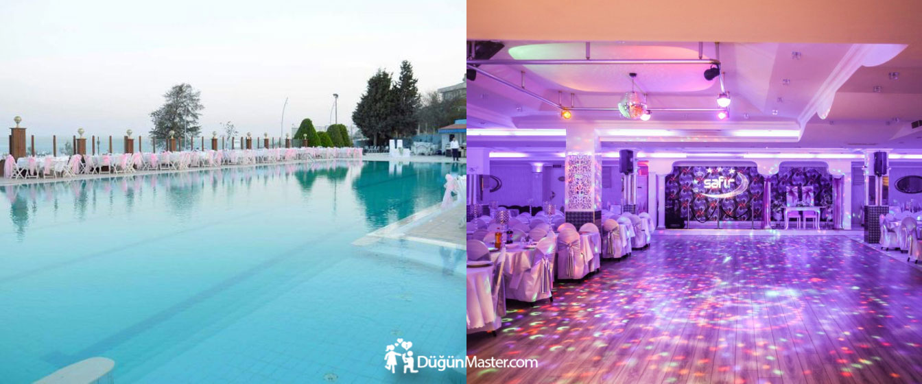 Büyükçekmece Düğün Mekanları