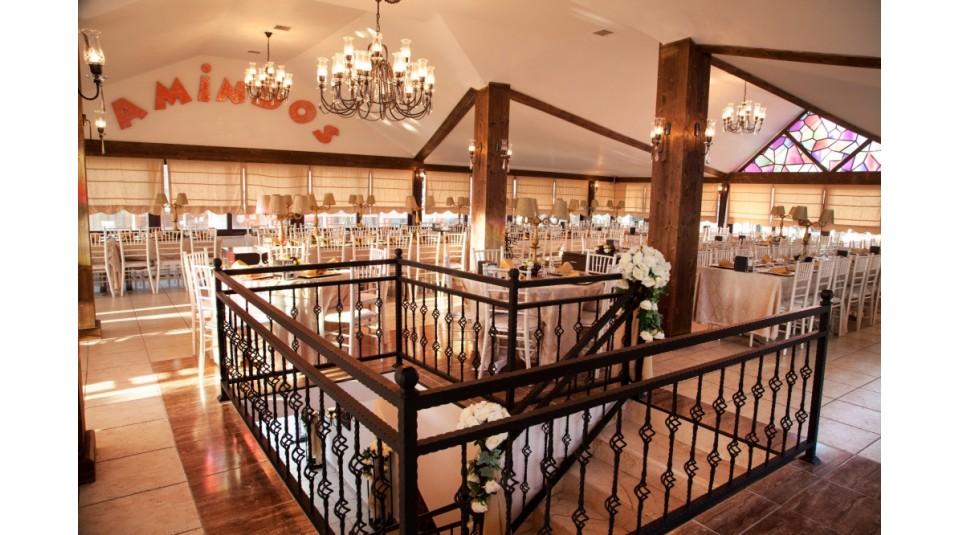 Amindos Restaurant Kır Düğünü